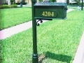 freestanding-mailbox-green